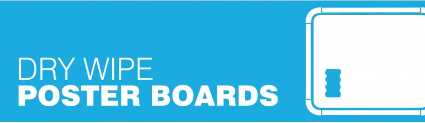 Dry Wipe Boards