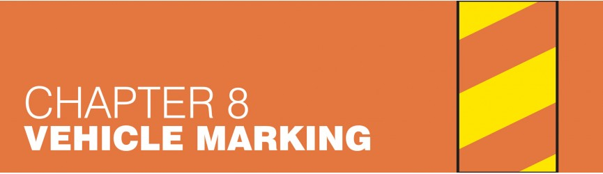 Chapter 8 Reflective Vehicle Marking