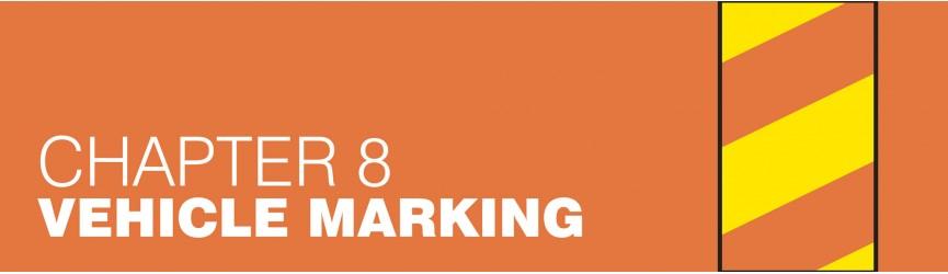 Chapter 8 Reflective Vehicle Marking