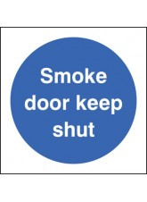 Smoke Door Keep Shut