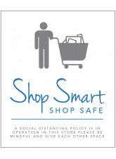Shop Smart, Shop Safe - A Social Distancing Policy