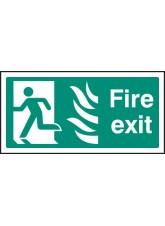 HTM Fire Exit - Left