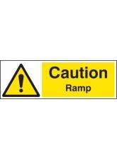 Caution Ramp