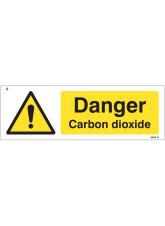Danger Carbon Dioxide