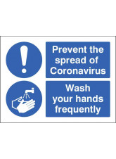 Coronavirus - Wash your Hands