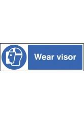 Wear Visor