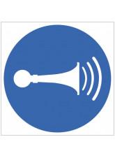Sound Horn Symbol