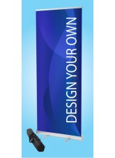 Roller Banner Your Message Here - 2000 x 800mm