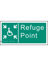 Braille - Refuge Point