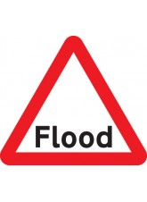 Flood - Class 1 - 600mm Triangle