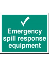 Emergency Spill Response Equipment