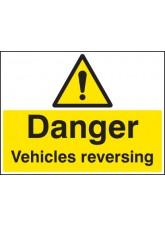 Danger Vehicle Reversing