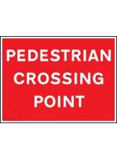 Pedestrian Crossing Point