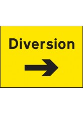 Diversion Right Arrow