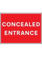 Concealed Entrance